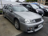 Nissan STAGEA 260RS (WC34) front.JPG