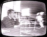 Nixon Telephones Armstrong on the Moon - GPN-2000-001672