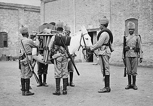 No.2 Company, Bombay Sappers and Miners, China 1900