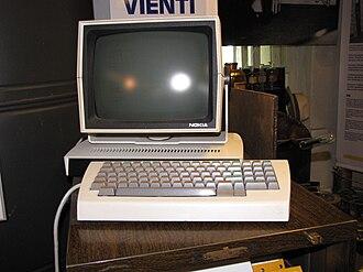 Nokia - Nokia Mikko 3 minicomputer, 1978