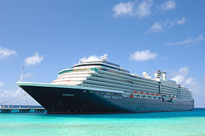 ms Noordam at Grand Turk Island, March 2007