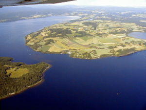 Hole, Norway - Image: Nordforden og Royse