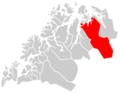 Nordreisa kart.png