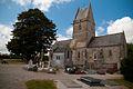 Normandy '10- Angoville-au-Plain church (4823111283).jpg