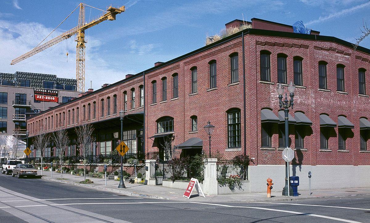 North Bank Depot Buildings Wikipedia