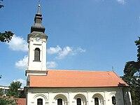 Novi Kneževac, Orthodox church.jpg