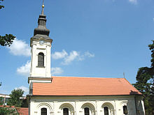 Novi Kneževac, Orthodox church.jpg