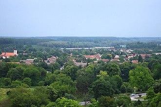 Petrovaradin - Stari Majur neighborhood