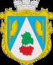 Huy hiệu của Novyi Kalyniv