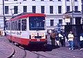 NrII tram in Helsinki in 1987.jpg