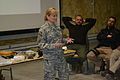 Nurse Wright instructs Afghan security guards 130303-A-CT502-012.jpg
