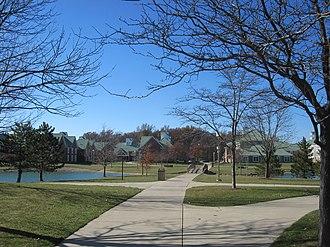 Ohio Northern University - Undergraduate student housing, Ohio Northern University.