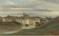 ON THE BANKS OF THE TIBER, ROME.PNG