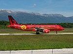"""OO-SNA Airbus A320-214 - BEL """"Belgian Red Devlis"""" (27228123372).jpg"""