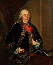 O marques de pombal, conde de Oeiras