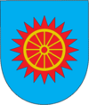 Coat of arms of Obukhiv Raion