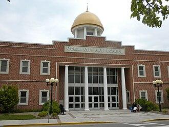 Ocean City High School - Image: Ocean City High School