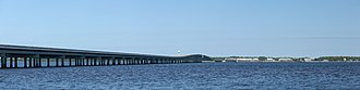 Ochlockonee River - Image: Ochlockonee Bay Bridge