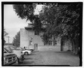 Office, view to west - Former Umatilla Project Headquarters Buildings, Office, Hermiston, Umatilla County, OR HABS OR-173-A-5.tif