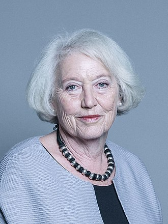 Helene Hayman, Baroness Hayman - Baroness Hayman's official parliamentary photo