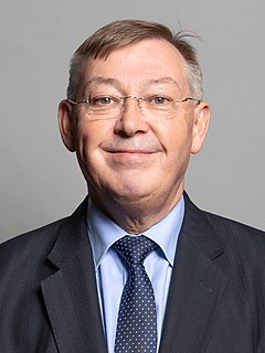 Ian Mearns British Labour politician