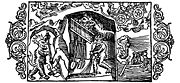 Olaus Magnus - On the Service of Ghosts