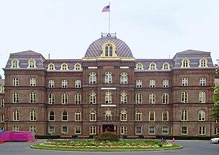 Main Building (Vassar College) building in New York, United States