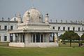 Old Medina Masjid - Hazarduari Complex - Nizamat Fort Campus - Murshidabad 2017-03-28 6414.JPG