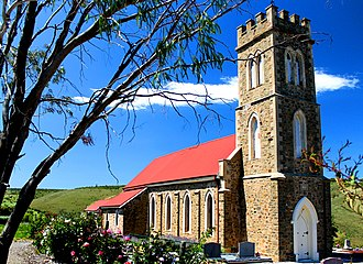 Old Noarlunga, South Australia - Old Noarlunga Church