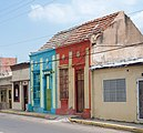 Old colonial houses typical Maracaibo Center.jpg