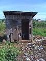 Old existing toilet at high school in Balubal ( (3172332516).jpg