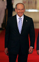 Ehud Olmert -  Bild