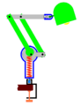 One Pressure spring one parallelogram.PNG