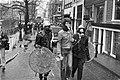 Ontruiming Grote Wetering , vandaag is kraakpand in Amsterdam ontruimd door ME e, Bestanddeelnr 931-1860.jpg