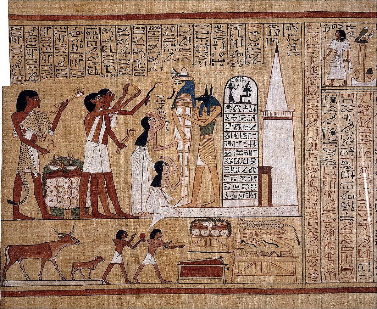 a introduction to a research paper about ancient egyptians Read egypt essays and research papers you may begin your introduction this way: in this paper ancient egyptian agriculture and the origins of horticulture.