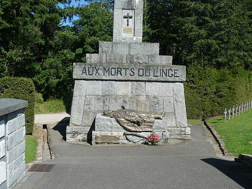 World War I Memorials And Cemeteries In Alsace Wikipedia