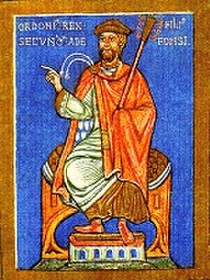 Imperator totius Hispaniae - Image: Ordonius II