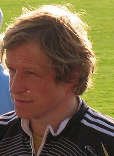 Ørjan Berg Norwegian footballer