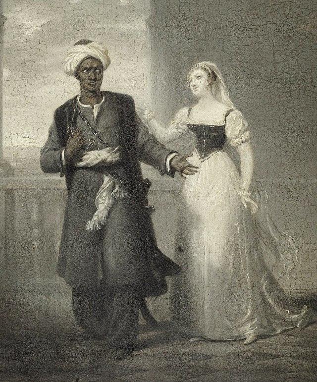 othello and desdemona marriage