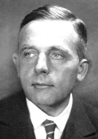 Warburg family - Otto Heinrich Warburg, 1931