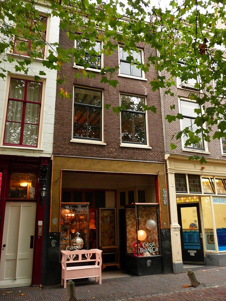 De echt oude huizen in Nederland