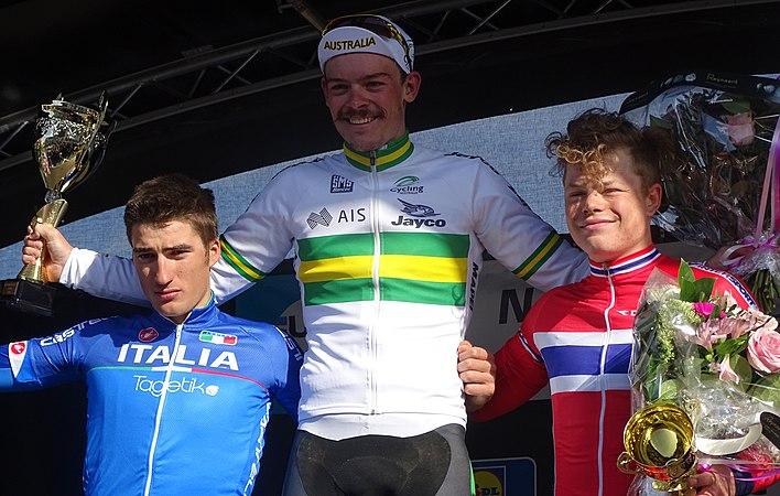 Oudenaarde - Ronde van Vlaanderen Beloften, 11 april 2015 (E14).JPG