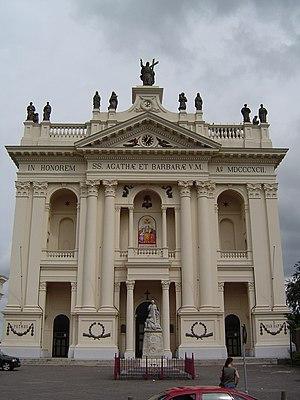 Oudenbosch Basilica - Basilica of H.H. Agatha and Barbara