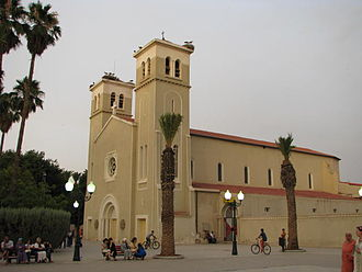 Oujda - Oujda Church