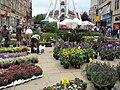 Outdoor flower stall, Sheffield - DSC07461.JPG