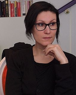 Ovidie French pornographic actress, director, author and sex educator