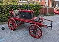Pörtschach Karlstraße Freiwillige Feuerwehr historisches Löschfahrzeug 26082017 0548.jpg