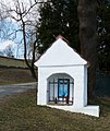 Přídolí, chapel at the cemetery (01).jpg