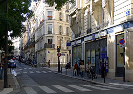 Image illustrative de l'article Rue Condorcet