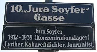 Jura Soyfer - Image: PAHO 10
